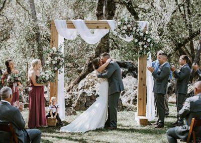 Yosemite Outdoor Wedding Bouquets