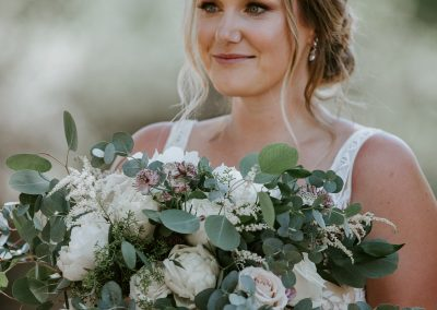Bridal Bouquet by Bloom Florist in Sonora