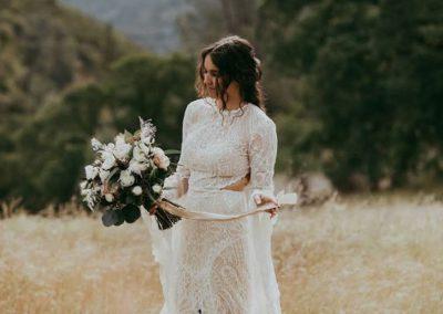 Bridal Bouquet for a Beautiful Bride